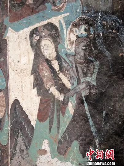 敦煌壁画中的东方爱情:内敛含蓄的悲喜割舍