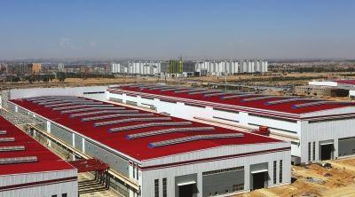 产业园区规划面积约20平方公里
