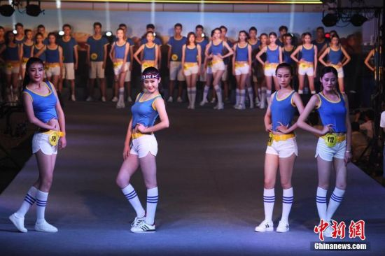 2016ama亚洲国际超级模特大赛西北赛区落幕